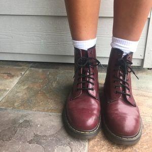 Dr. Marten boots - US W 10- M 9